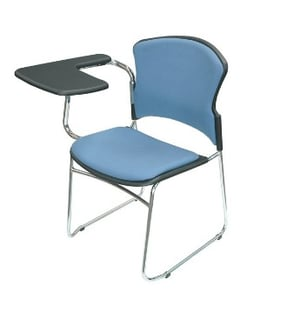 Excellent Finish Tablet Arm Chair