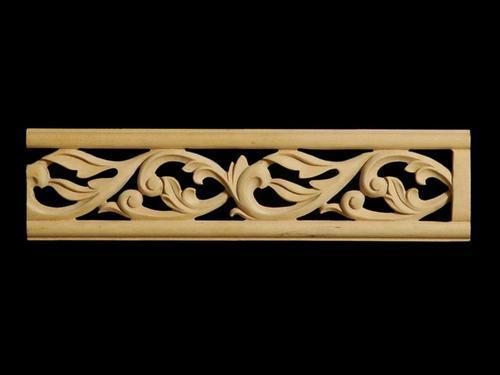 High Performance Brown Wooden Mouldings (77G)