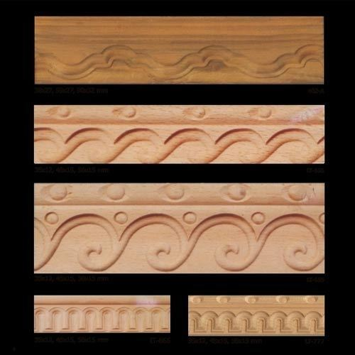 Reliable Brown Wooden Mouldings (99K)