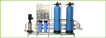 Reverse Osmosis Plant With UV Plant