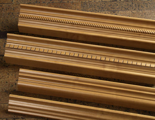 Superior Grade Brown Wooden Mouldings (88N)