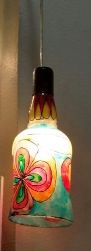 Multicolor Wall Mounted Lamp Shade