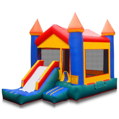 4*5.5m Children Air Jumping Trampoline Castle