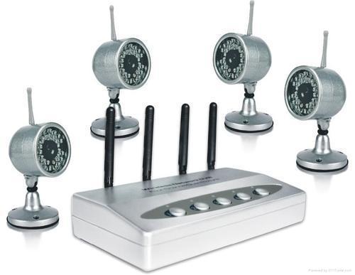 High Performance Wireless Cctv Cameras
