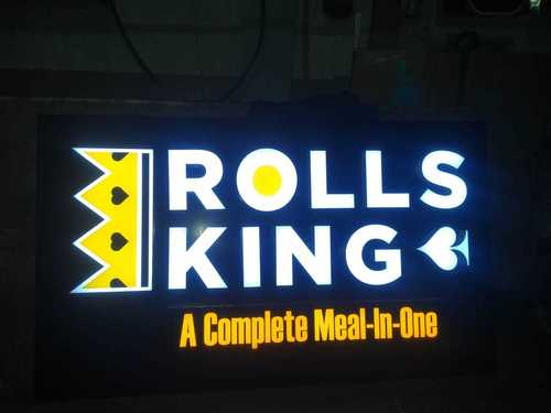 LED Sign Age Board