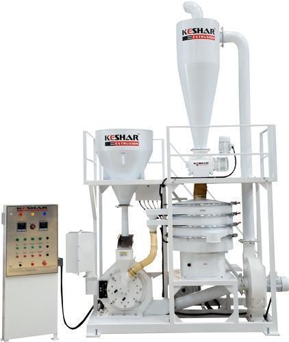 Rpvc Pulverizer Machine
