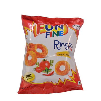 Supreme Quality Rings Snack