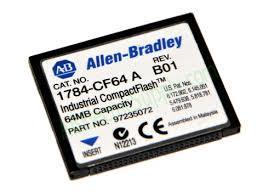 ALLEN BRADLEY 1784-CF64 A