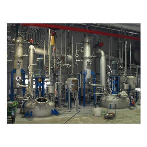 Automatic Polyester Resin Plant