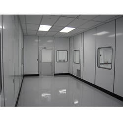 Customize Type Clean Room