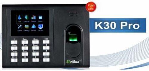 K30 Pro Fingerprint Time Attendance Access Control