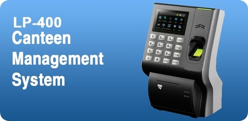 Lp400 Canteen Management System/Attendance System & Visitor Record