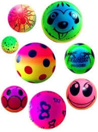 Pvc Colorful Inflatable Balls