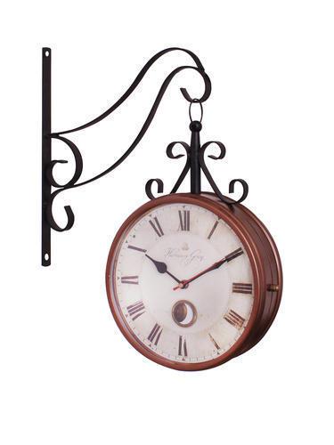 Double Side Wall Clocks