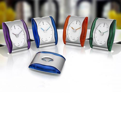 Transparent Folding Table Clock