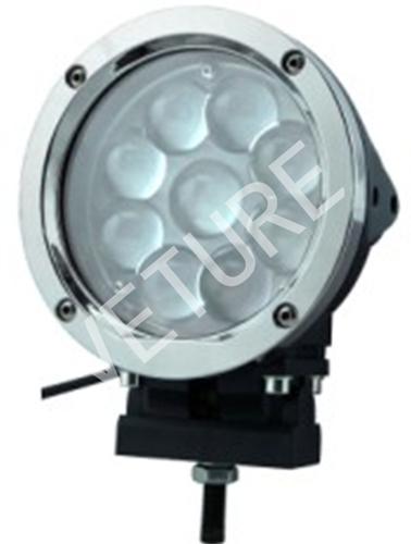 45W Mining LED Work Light Heavy Equipment Explosion-Proof Light 10-30V Input