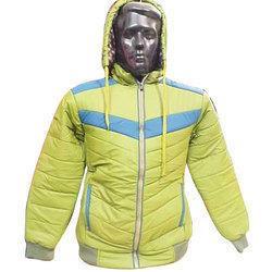 Plain Mens Hooded Jacket
