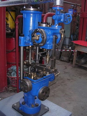 Superior Finish Boiler Feed Pumps