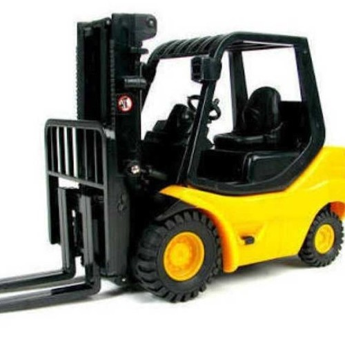 Electric Loading Forklift Truck