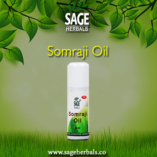 Sage Herbal Somraji Oil