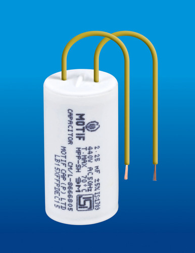 ISI Approved Reliable Capacitor