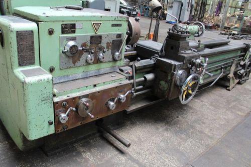 Russian Stanko 1m63 Lathe Machine