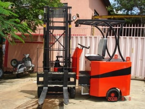 Supreme Quality Articulated Forklift