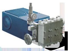 Triplex Process Diaphragm Reciprocating Pump