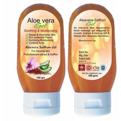 Aloe Vera Herbal Gel Cream