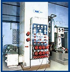 Oxygen and Nitrogen Gas Plant