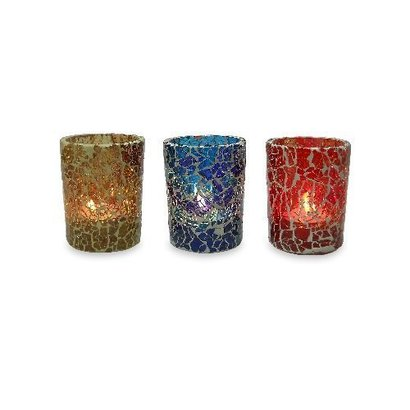 Candle Stand Tuffened Glass T Lite Holder