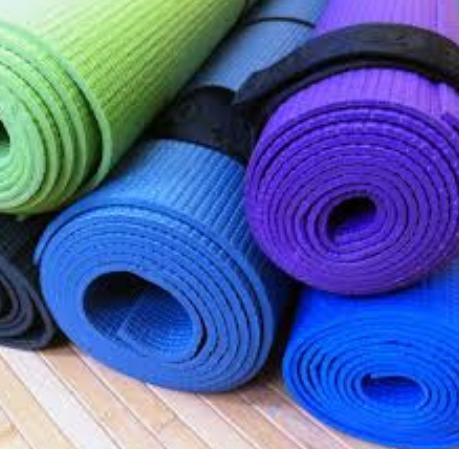 Fine Finish Yoga Mats