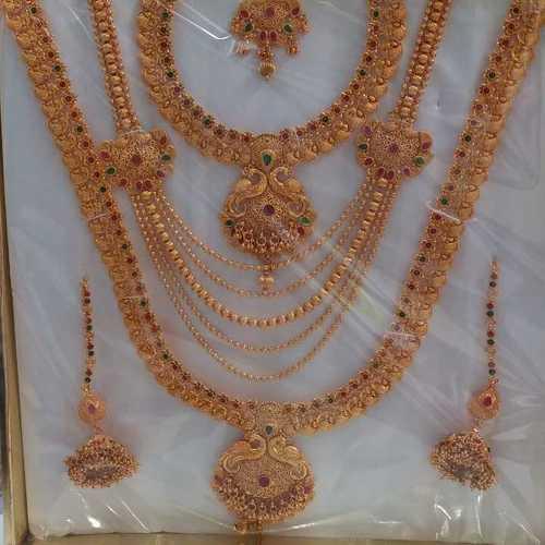 f37dd66ab9f94 Designer Bridal Necklace Sets in Bengaluru, Karnataka - Shree Impex