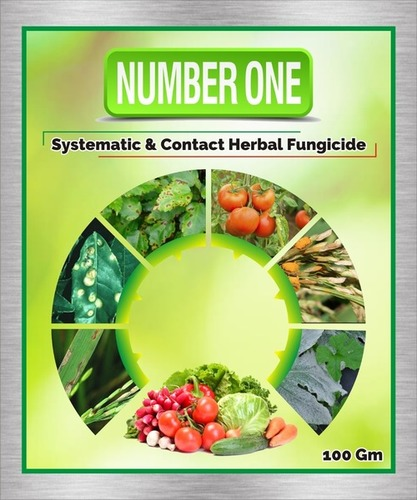 Number One Systematic and Contact Herbal Fungicide