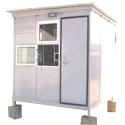 Thermal Insulation Security Cabins