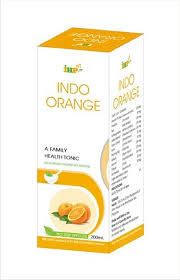 Indo Orange Family Tonic