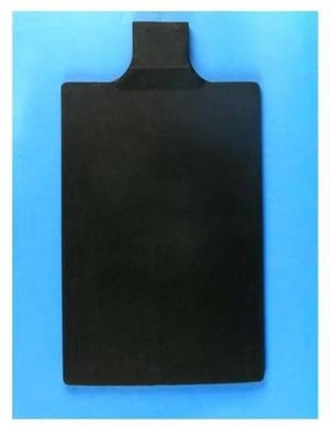 Surgical Silicon Rubber Patient Plate