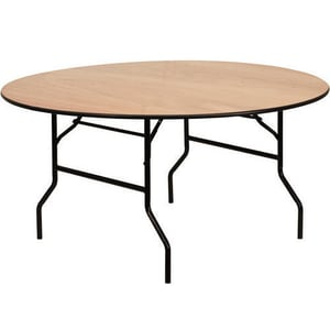 Folding Banquet Round Table