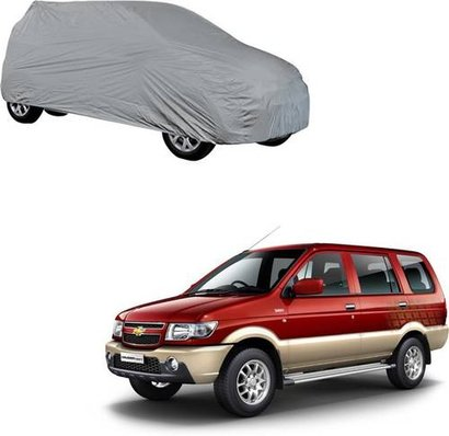 Tarpauline Uncle Paddy Car Body Cover For Chevrolet Tavera
