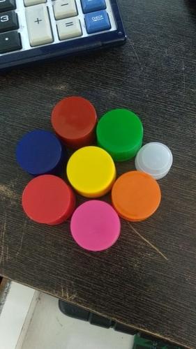 Colorful Plastic Bottle Cap