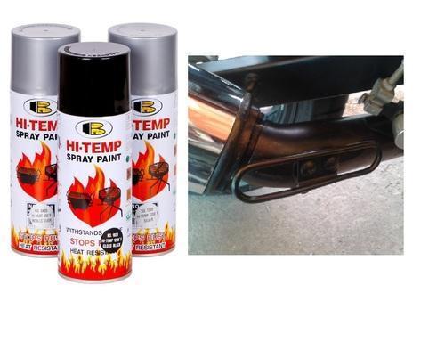 Heat Resistant Aerosol Spray Paints