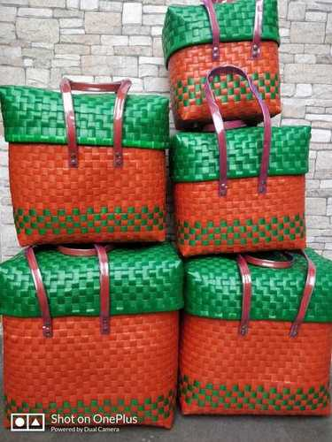 As Per Requirement Attractive Chettinad Basket Set