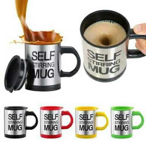 Durable Self Stirring Mug
