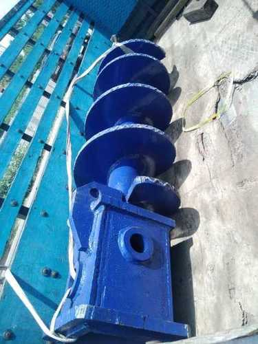Heavy Duty Piling Auger