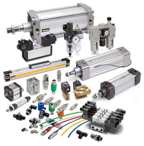 Pneumatic Valves, Cylinders And Accessories