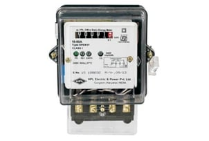 Single Phase Electricity Meter