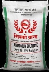 Best Quality Ammonium Sulphate Fertilizer