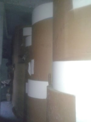 Coated And Uncoated Paper Rolls