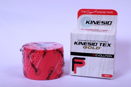 Water Resistant Kinesio Tape Gold