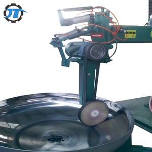 End Forming Buffing Machine